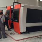 Debitare laser cu fibră optică BYSTRONIC